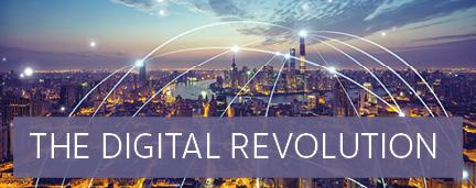 Digital Revolution graphic